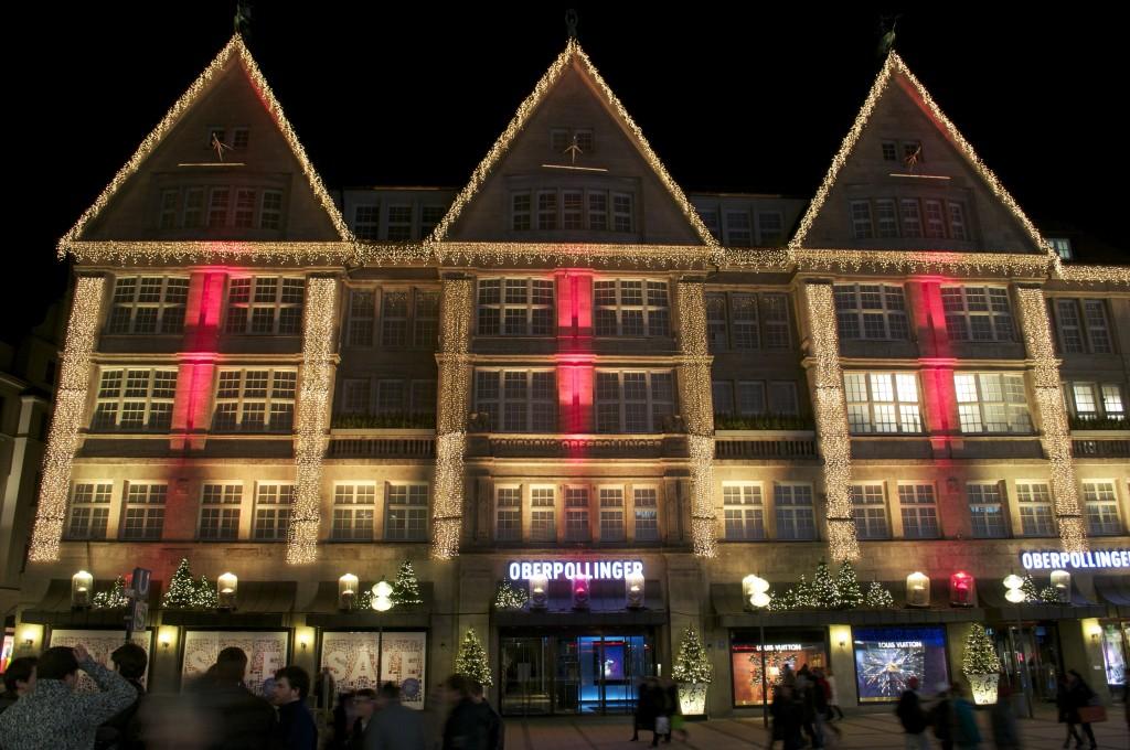 Karstadt Oberpollinger am Stachus