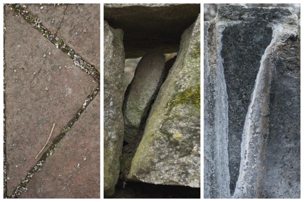 Collage Steine