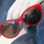 Red sunglas
