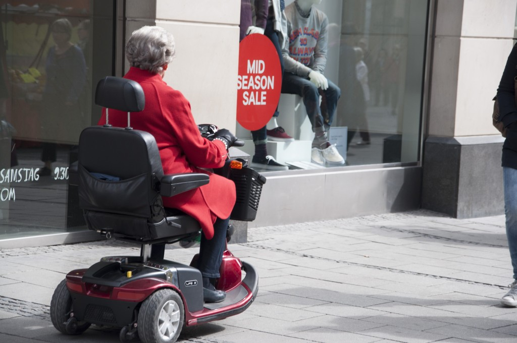 Red Granny - Original !