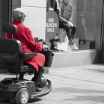 Red Granny !