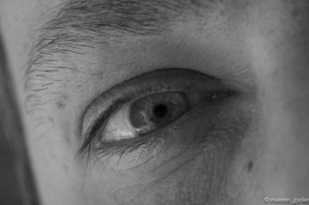 Mein erstes Auge